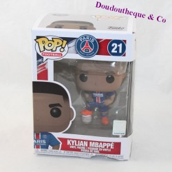 Figure Kylian Mbappé FUNKO POP Football Psg number 21