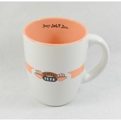 Mug ceramics Central Perk WARNER Bros. Friends white 10 cm