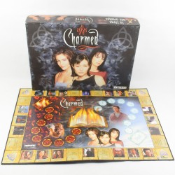 CHARMED board game the power of the three vintage series