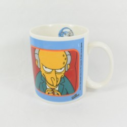 Head Homer Simpson The Simpsons STARLINE ceramic mug