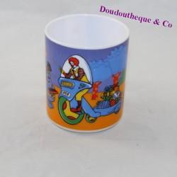 Mug Ronald Arcopal Mcdonald's Mcdo advertising cup 9 cm