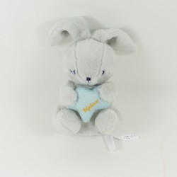 KaLOO Zig Zen green grey zippered rabbit