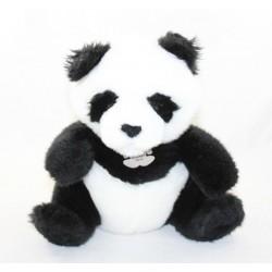 OURS HISTORY Panda Peluche Authentic White Black HO2212 20 cm