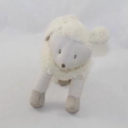 Peluche sheep MOULIN ROTY Cracks the white moon beige lamb 20 cm