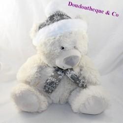 FIZZY Love Bear cub brown scarf 30 cm