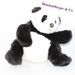 Soft white panda SOFT FRIENDS long hair 38 cm