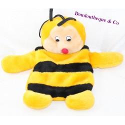 Peluche bee COOPER bottle range pyjamas 37 cm