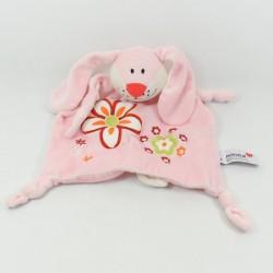 Flat rabbit prenatal square white 32 cm
