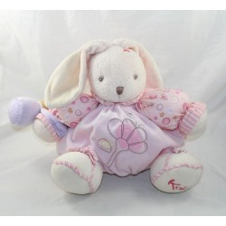 KalOO Lilirose flower pet baby rabbit and baby bear 29 cm