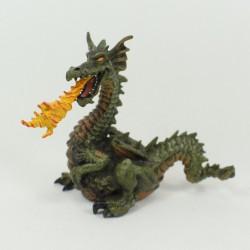 Figurine dragon PAPO 2010 Dragon of the sun rising 11 cm