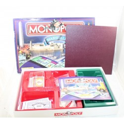 Board game Monopoly edition of Marseille HASBRO 1st edition in franc year 2000