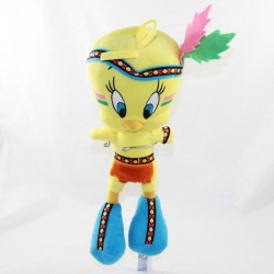 Canary Titi FAMOSA Looney Tunes Titi and Indian grosminet 30 cm