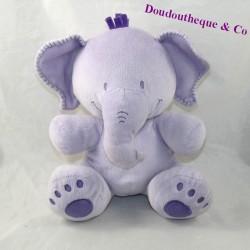 Soft purple elephant SOFT...