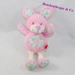 Doudou rabbit TEX BABY pink...