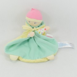 Doudou flat baby baby PINK,...