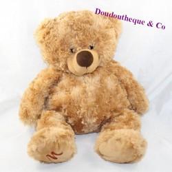 Brown MARIONNAUD bear cub