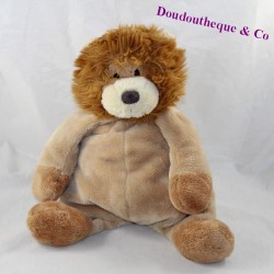 Brown CMP lion cub 32 cm