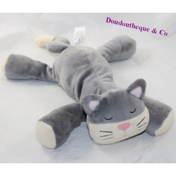 Animal cat ANIMAL ALLEY beige grey 34 cm