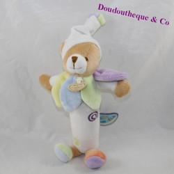 Bear rattle DOUDOU AND COMPAGNIE Color cloud