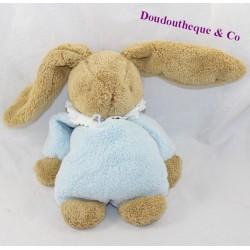 Musical rabbit peluche TROUSSELIER Blue Angel Nest
