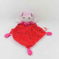 Doudou flat ladybug girl...