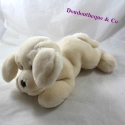 Peluche dog PLUSH - COMPANY beige 31 cm
