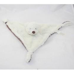 Doudou flat bear HAPPY...