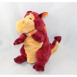 TruDI dragon puppet orange...