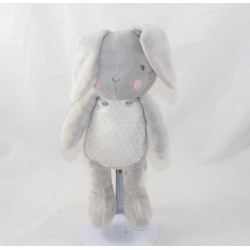 Doudou rabbit KLORANE grey...