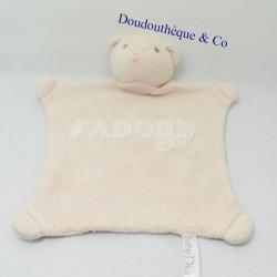Doudou flat bear BABY DIOR...