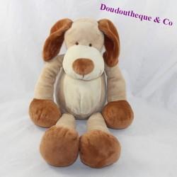 NicoTOY beige brown dog