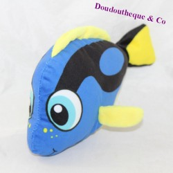 Yellow blue HB LEISURE fish