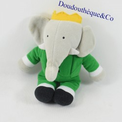 Doudou elephant Babar AJENA...