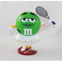 Distributor M-M'S mss Miss Verte tennis vintage advertising 21cm