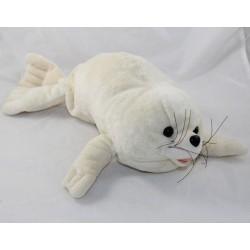Peluche white seal...