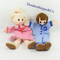 Couple of Puppets Nicolas...