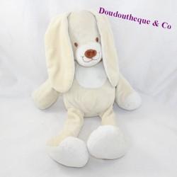 NicoTOY white beige rabbit