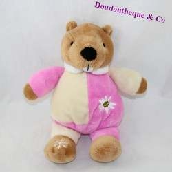 LOVY PELUCHES beige pink wither 20 cm