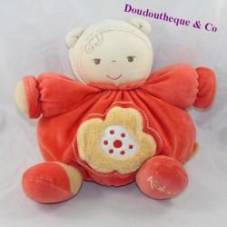 Doudou patapouf poupon KALOO Chubby Baby