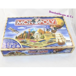 Board game Monopoly PARKER Edition Wonders of the World