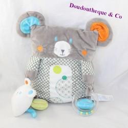 OBAIBI blue cushion mouse wake-up pad
