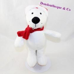 Bear bear FERRERO KINDER White Christmas