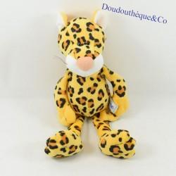 Leopard plush NICI yellow...