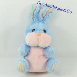 Plush rabbit BOULGOM blue...