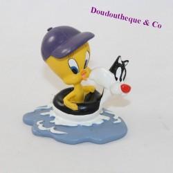 Figurine Titi and Grosminet WARNER BROS Tweety