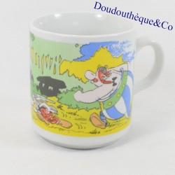 Mug scene Asterix and...