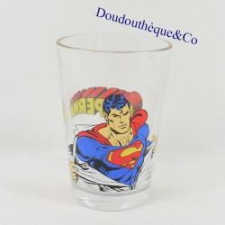 Superman Dc Comics glass...