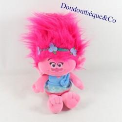 Plush Poppy Troll Rose...