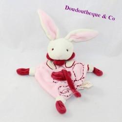 Doudou dish rabbit BABY NAT' nipple attachment
