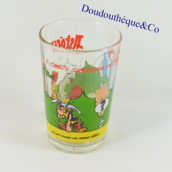 Mustard glass Asterix and...